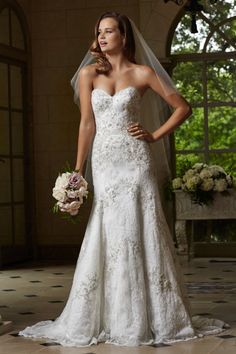 Wtoo Brides Jolene Gown Style 14108 | Watters.com