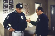 "Buck Showalter appeared as himself on the hit show ""Seinfeld."" (NBC)"