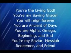 You're my Prince of Peace, and I will live my life for you!