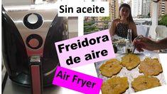 Freidora de aire 2 Litros  BLACK +DECKER.  Receta: PATACONES TOSTONES / ... Easy, Muffin, Cookies, Breakfast, Desserts, Food, Chips, Puddings, Food Recipes