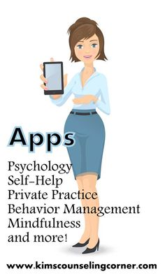 Useful Apps - Kim's Counseling Corner | Cool ideas so you can stay on top of your inner life