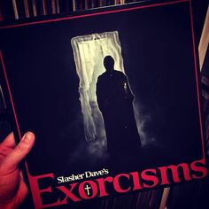 "#nowspinning and digging the new Slasher Dave record ""Exorcisms"". 70's horror soundtrack inspired and really does sound like a 70's recording. Great record. Creepy. #bellyacherecords #slasherdave #horror #horrorsoundtracks #synth #horrorsynth #acidwitch #spookymusic #music #recordcollection #records #vinyl #vinylcollection by metal.for.breakfast"