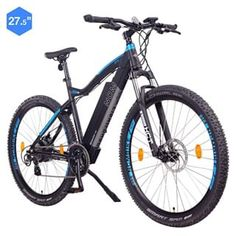 EPAC, NCM Moscow E-MTB, mountain Aluminium e-bike battery, white or black Electric Bikes For Sale, Electric Bike Review, Electric Bicycle, E Mountain Bike, Electric Mountain Bike, Bicycle Rear Rack, Mtb Bicycle, E Bike City, E Biker