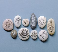 Pebble painting 6