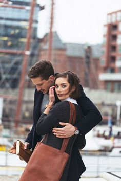 """fashiondiplomacy: """"Triwa Fall/Winter 2014 Campaign Side Note: Such beautiful watches """" Classy Couple, Stylish Couple, Love Couple, Couples In Love, Couple Style, Couple Posing, Couple Shoot, Couple Goals, Applis Photo"""
