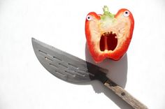 """""""OMG.. I need this in my kitchen.""""    My photography - check it out please !  (Unfortunate Capsicum)"""