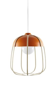 Lighting Design // Tull Lamp by Tommaso Caldera for INCIPIT