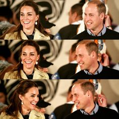 Catherine, Duchess of Cambridge and Prince William, Duke of Cambridge attend an official welcome performance during their visit to first nations Community members on September 25, 2016 in Bella Bella, Canada.