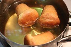 baba napoletano Pretzel Bites, Hot Dog Buns, Tart, Muffins, Bread, Biscotti, Desserts, Pizza, Cupcakes