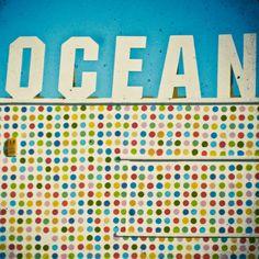 Poster | OCEAN von Cassia Beck | more posters at http://moreposter.de