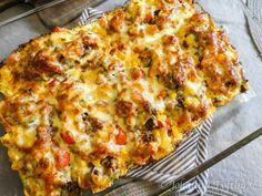 Tacogratäng på minitubs - Johanna Toftby Nachos, Enchiladas, Waffles, Pancakes, Vegetable Pizza, Guacamole, Quiche, Donuts, Food Porn
