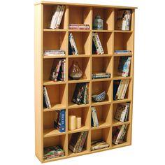 dvd storage shelves ideas