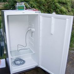 How-to modify a fridge