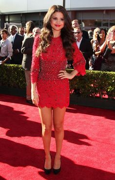 Selena Gomez ESPY AWARDS 2013