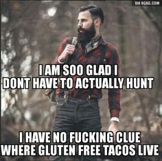 Hipsters be like