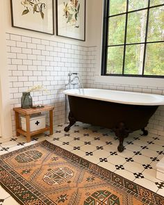 we ch Funny story.we changed our bathroom tile 3 times! Not so funny story.I actually purchased the other two Moral of the story. Zen Bathroom, Bathroom Floor Tiles, Bathroom Renos, Diy Bathroom Decor, Small Bathroom, Seashell Bathroom, Bathroom Fixtures, Rental Bathroom, Mosaic Bathroom