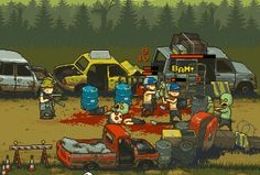 Dead Ahead: Zombie Warfare is way better than other zombie games