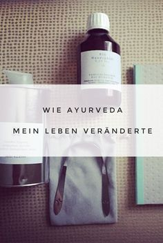 Wie der Ayurveda Lifestyle mein Leben veränderte Ayurveda changed my life completely and gave me luck and satisfaction. If you too want to finally make peace with your diet, then you should take a closer look at Ayurveda. Ayurveda Lifestyle, Yoga Lifestyle, Lifestyle Changes, Fitness Nutrition, Health And Nutrition, Health And Wellness, Ayurveda Massage, Healthy Sport, Routine