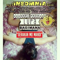 Lebe bae INSOMNIA klo so INDOSIAR so siaran ktu itu...  .  .  .  #Pankterek_Manado  #Admin_Chex🎭