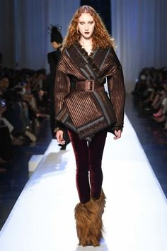 Jean Paul Gaultier haute couture autumn/winter '17/'18 - Vogue Australia