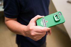 suggested gift for boyfriend | Heineken case phone