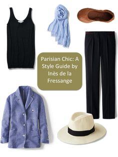 Parisian Chic: A Style Guide by Inès de la Fressange Simple Luxe Living