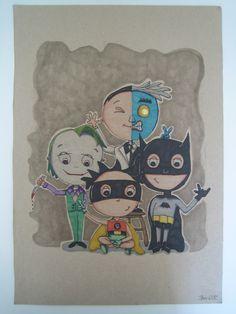 Drawing | Batman & Co.