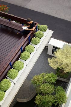 Creative Tips and Tricks: Roofing Deck Cheap roofing colors benjamin moore.Steel Roofing Facades roofing ideas for decks.Shed Roofing Steel. Roof Terrace Design, Rooftop Design, Balcony Design, Garden Design, Rooftop Terrace, Terrace Garden, Fibreglass Roof, Roof Architecture, Sustainable Architecture