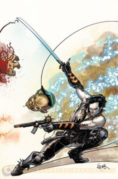 "Images for : EXCLUSIVE: ""Lobo"" Meets 'Faux-bo' in New Ongoing by Bunn & Brown starting in October 2014 - Comic Book Resources"