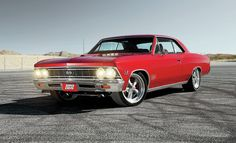 1966 Chevrolet Chevelle 396 SS CPP