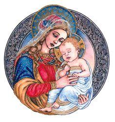 Madonna of May por ~theophilia