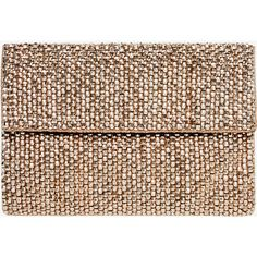 Beaded Clutch ($100) ❤ liked on Polyvore featuring bags, handbags, clutches, party handbags, beaded handbags, beaded clutches, beaded purse and party purses