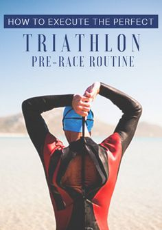 Set up the best pre-race routine for your next triathlon. How to Execute the Perfect Triathlon Pre-Race Routine http://www.active.com/triathlon/articles/how-to-execute-the-perfect-triathlon-pre-race-routine?cmp=17N-PB33-S33-T9-D1--15
