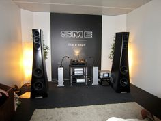 YG Acoustics Sonja 1.3 speakers with Nagra at Munich High End 2017