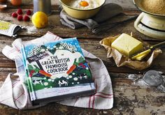Giveaway: Win 1 of 3 copies of the Yeo Valley Farmhouse Cookbook