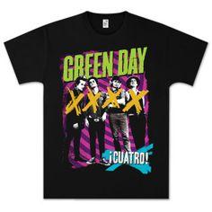 Green Day Hypno 4 T-Shirt