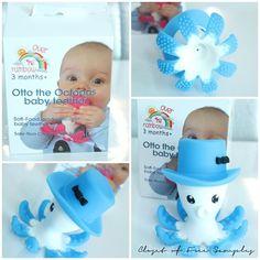 Otto Octopus baby Te