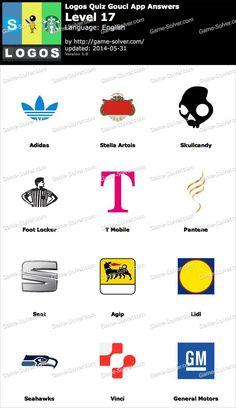20 best logo quiz images on pinterest quote and logan logos quiz gouci app level 17 altavistaventures Images