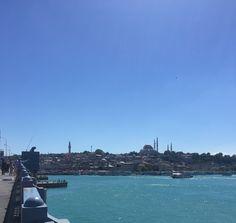 Galata Köprüsü #İstanbul