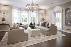Surrey Family Home, Luxury Interior Design | Laura Hammett
