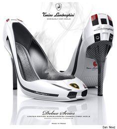 Chaussures au design insolite