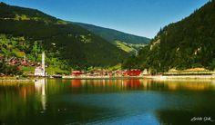 uzungöl,Trabzon,Turkey