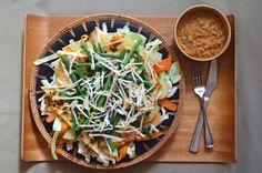 Gormandize: Gado Gado (Indonesian Salad with Peanut Sauce)