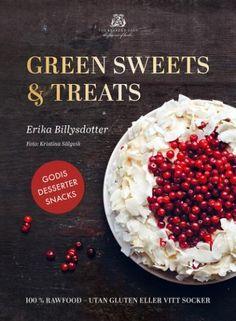 Green Sweets And Treats - 100% Rawfood Desserter