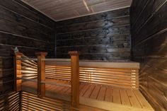 Sisustus  - Sauna - Perinteinen Saunas, Master Bathroom, Deck, New Homes, Cottage, Places, Outdoor Decor, Home Decor, Summer