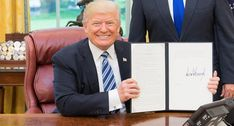 FLASHBACK: One year ago Trump signed the executive order that made it easier for those with mental illness to have guns