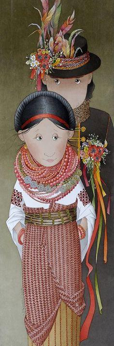Виктория Процив родилась в 1983 году во Львове. Окончила ЛАМ (графический дизайн) в 2006 году.