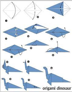 Origami passo a passo gato ideas Origami Yoda, Origami Ball, Moda Origami, Gato Origami, Instruções Origami, Dinosaur Origami, Origami Simple, Origami Paper Art, Origami Dragon