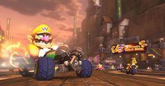 Wario / Mario Kart 8 / Nintendo WiiU #MarioKart8 #WiiU #NintendoWiiU #MarioKart #Nintendo #Carreras #Cars #Speed #Races #Race