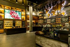 Starbucks Opens First Store in Downtown Disney District at Disneyland Resort